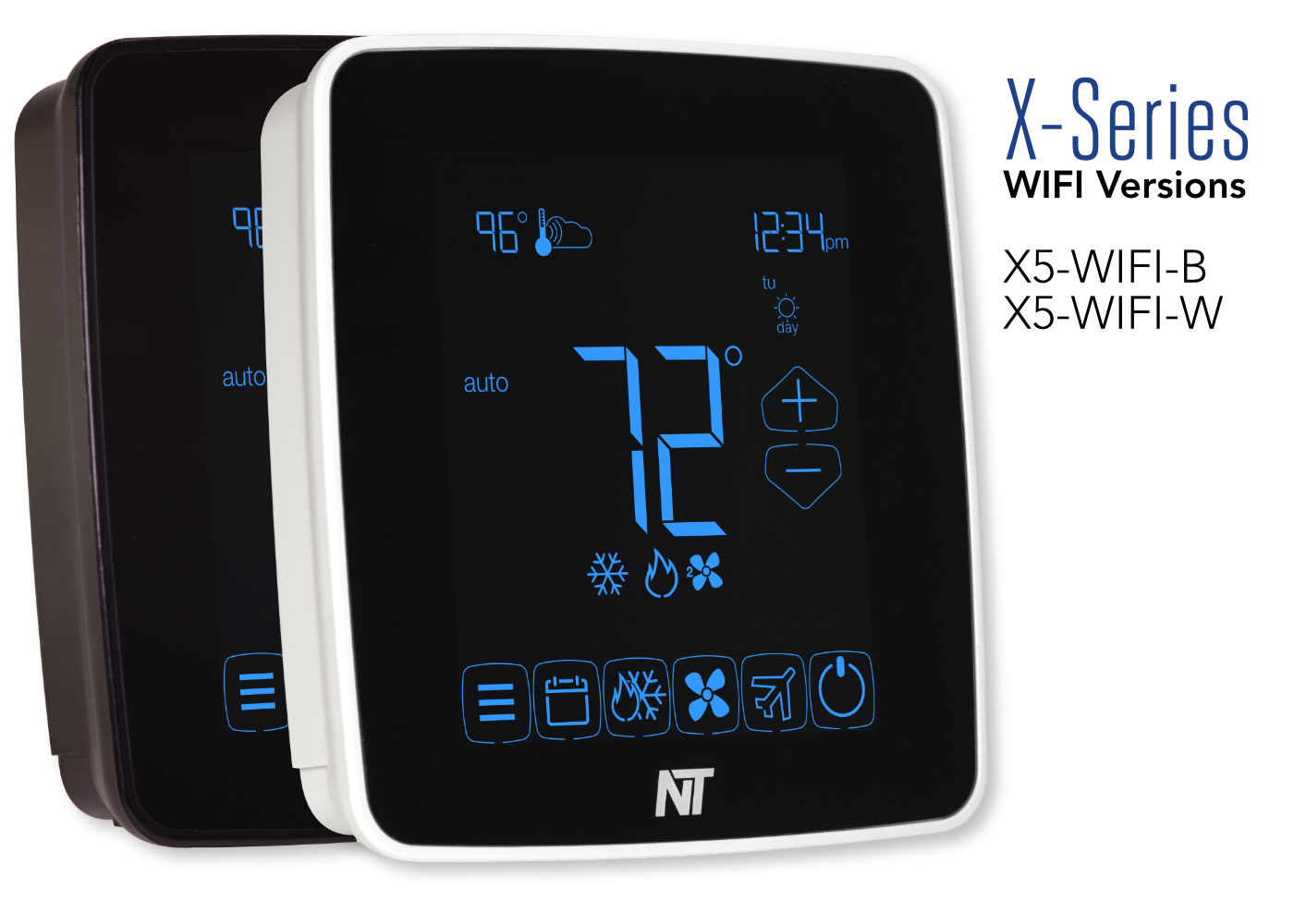 X5-WIFI Series Thermostats