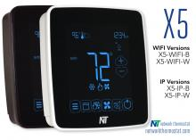 NetX X5 Thermostats