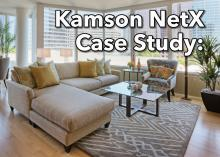 Kamson turns to NetX to save on its multi-family energy costs